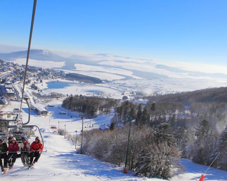 Neige, ski, raquettes …